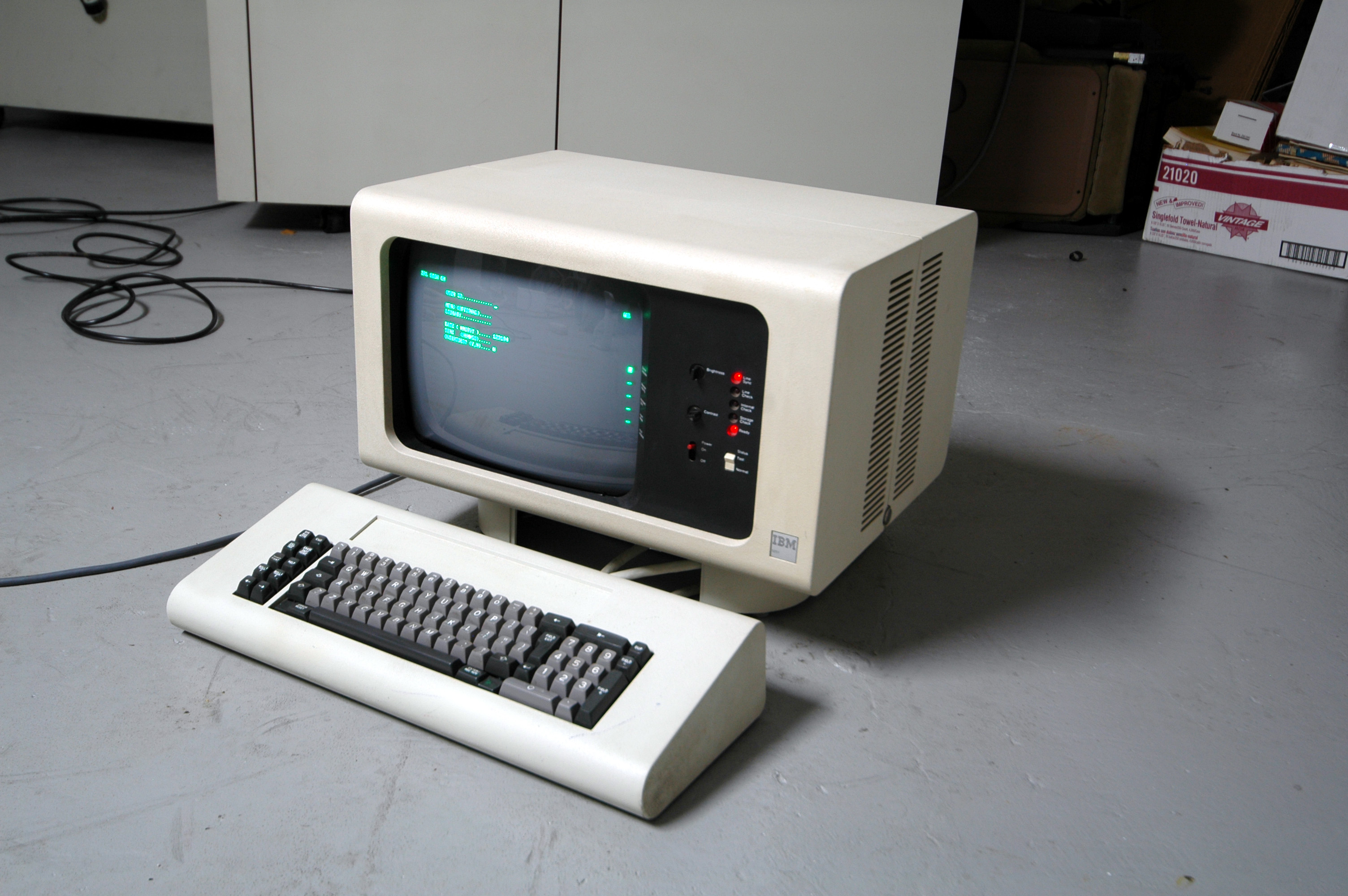 Corestore Collection Ibm System 34 5340