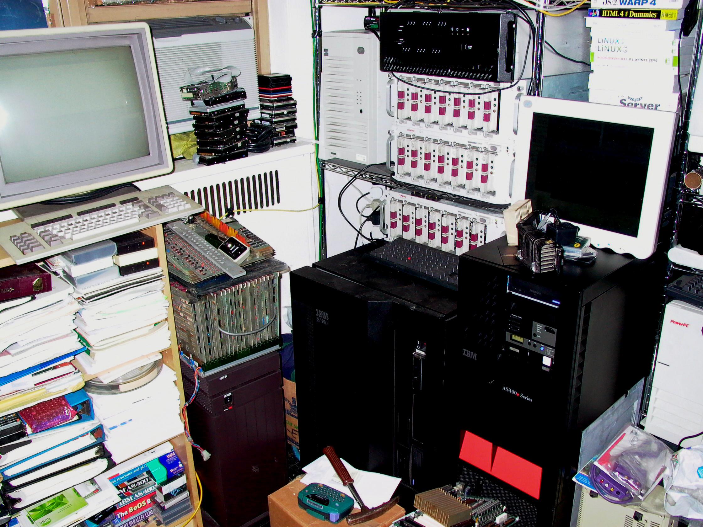The Corestore computer museum online