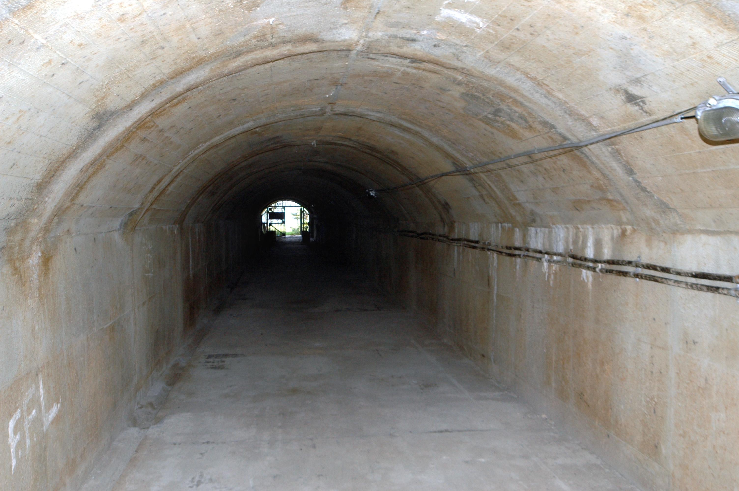 Subterranea Britannica Sites Inchindown Fuel Bunker