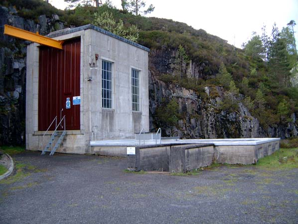 Mullardoch power station